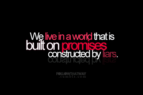 Lies quote #2