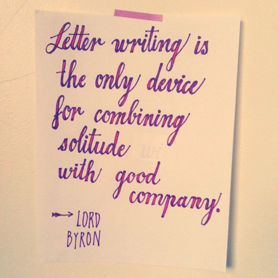 Lord Byron's quote #6