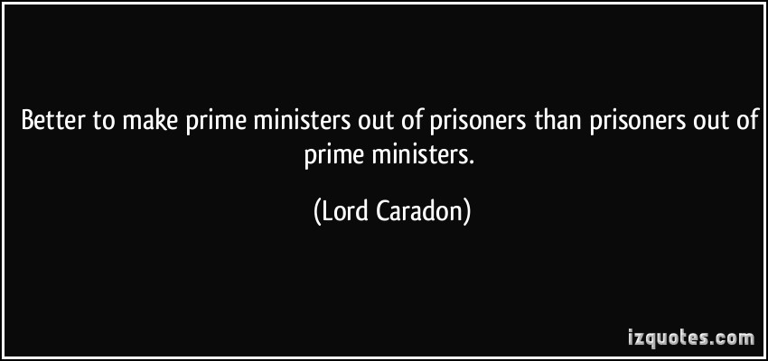 Lord Caradon's quote #1