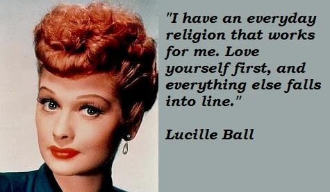 famous quotes about lucille ball quotationof com