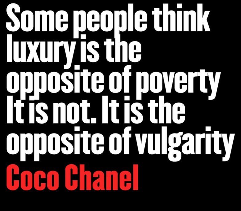 Luxury quote #6
