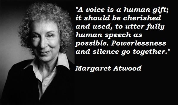 Margaret atwood essay