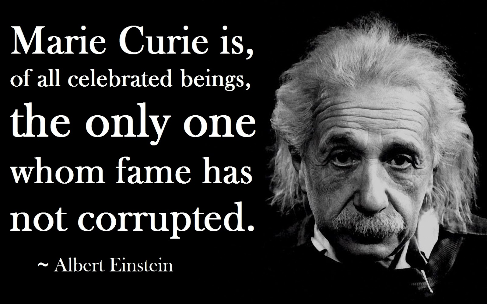 Marie Curie's quotes, famous and not much - QuotationOf . COM