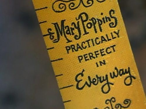 Famous Quotes About 'Mary Poppins'