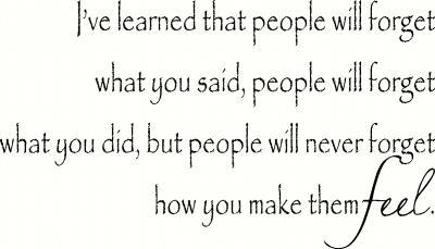 Maya Angelou quote #1