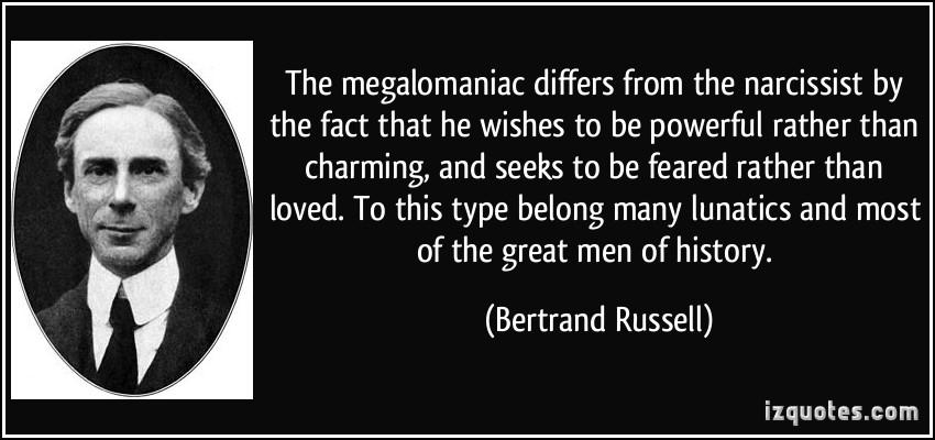 The Blood Megalomania