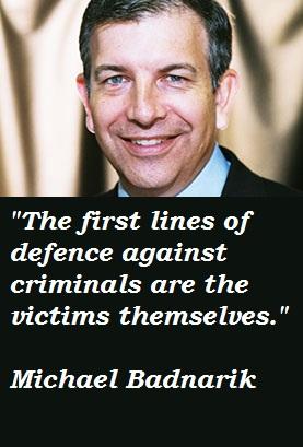 Michael Badnarik's quote