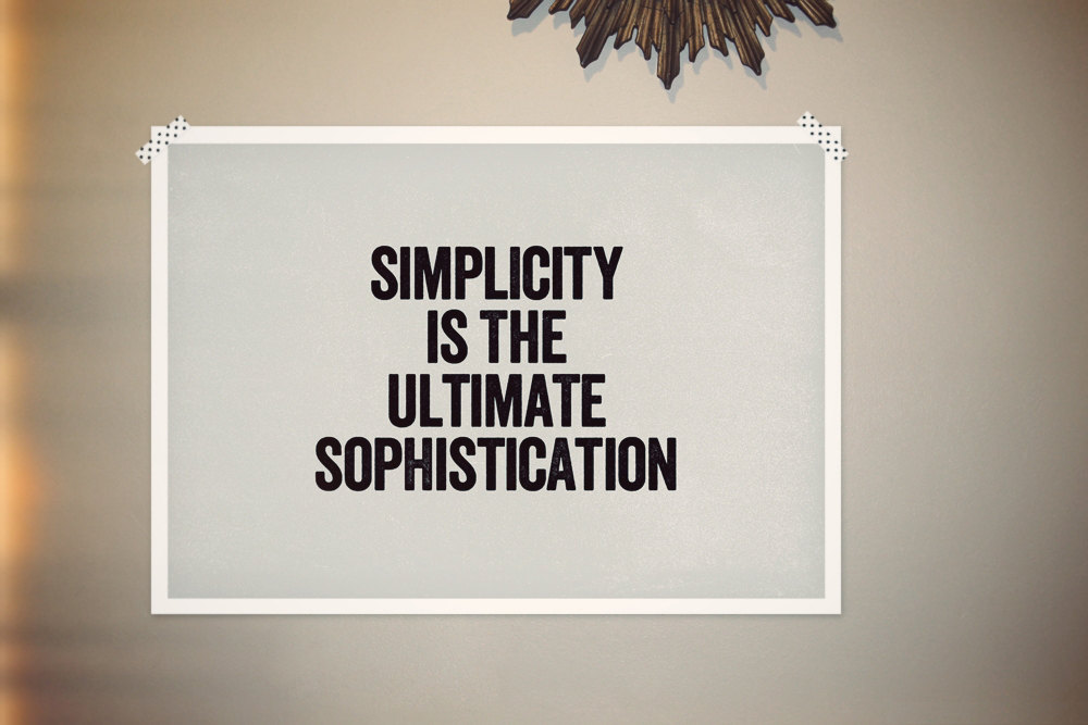 Foyer Minimalist Quote : Famous quotes about minimalism quotationof com