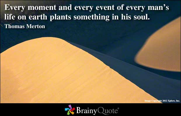 Moment quote #1