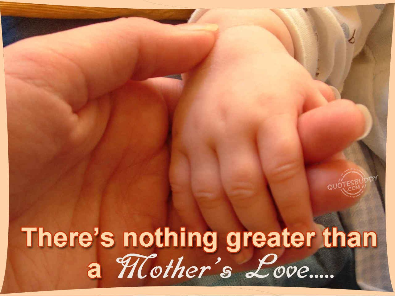 Mother quote #1