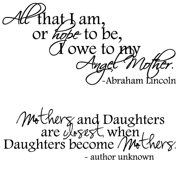 Mother quote #2