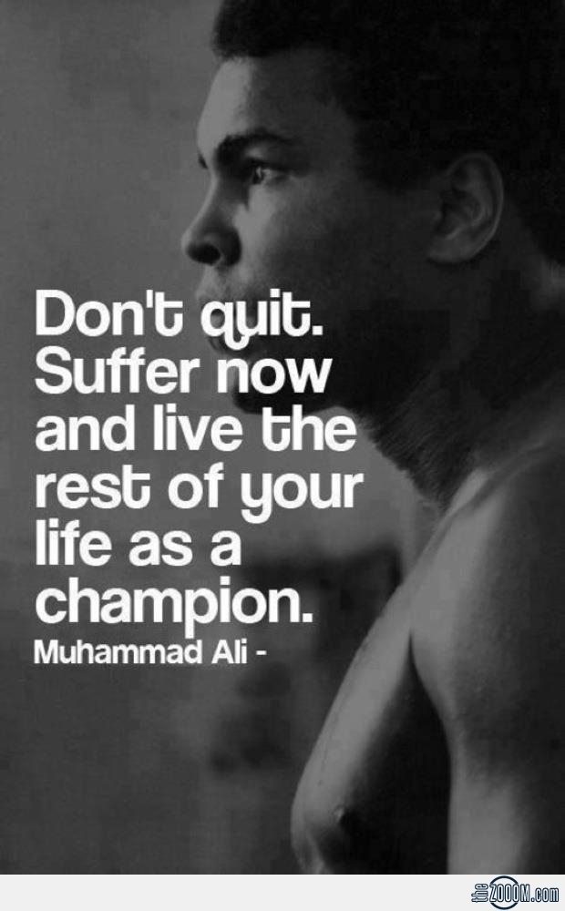 Muhammad Ali quote #2