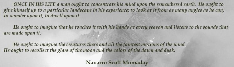 N. Scott Momaday's quote #4