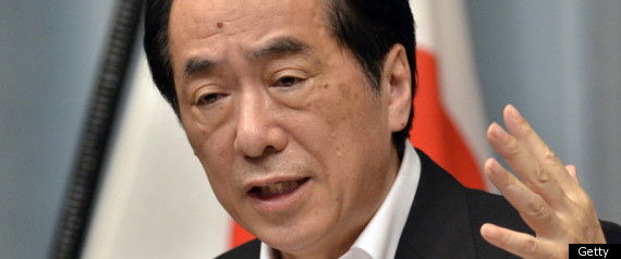 Naoto Kan's quote