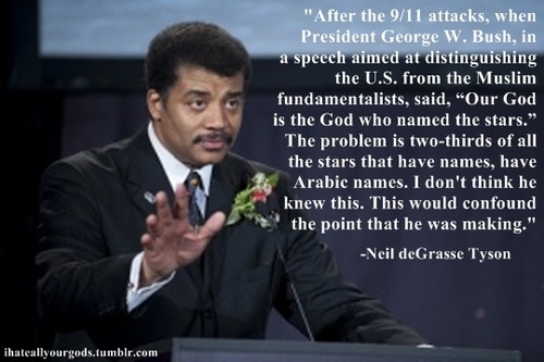 Neil deGrasse Tyson's quotes, famous and not much ...