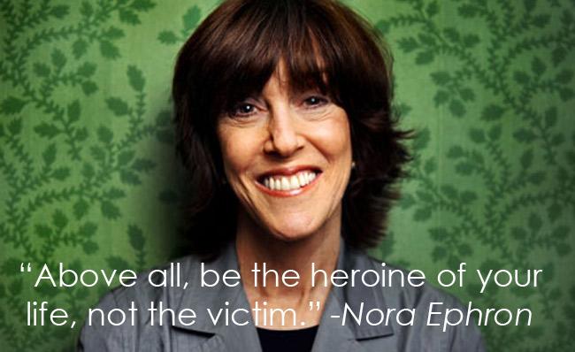 Nora Ephron's quote #8