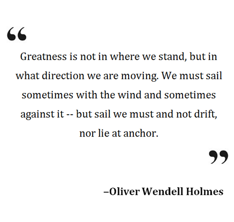 Oliver Wendell Holmes famous quotes