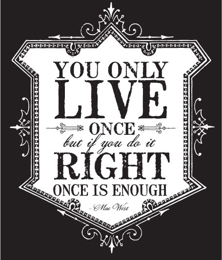 Once quote #1