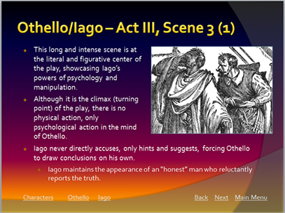 Quotes About Love In Othello : Othello quote #1