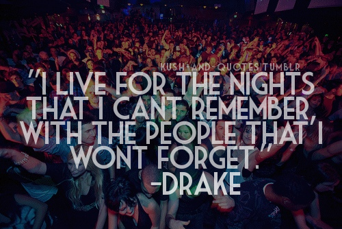 Famous Quotes About 'Partying'