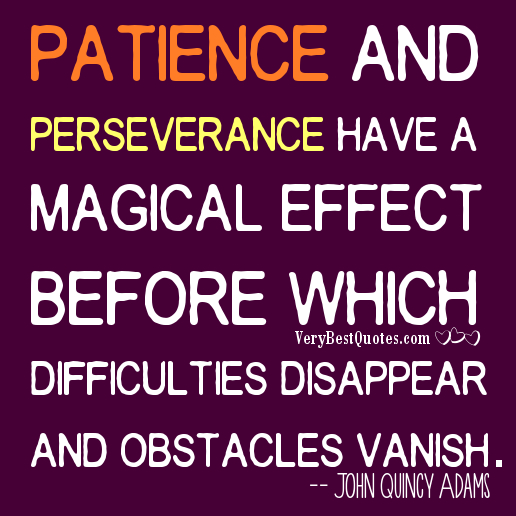 Persistence Motivational Quotes: Famous Quotes About 'Perseverance'