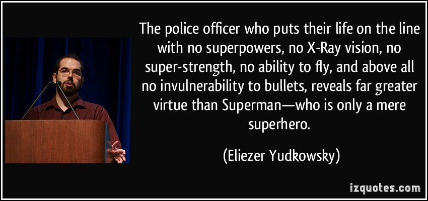Famous Quotes About 'Police'