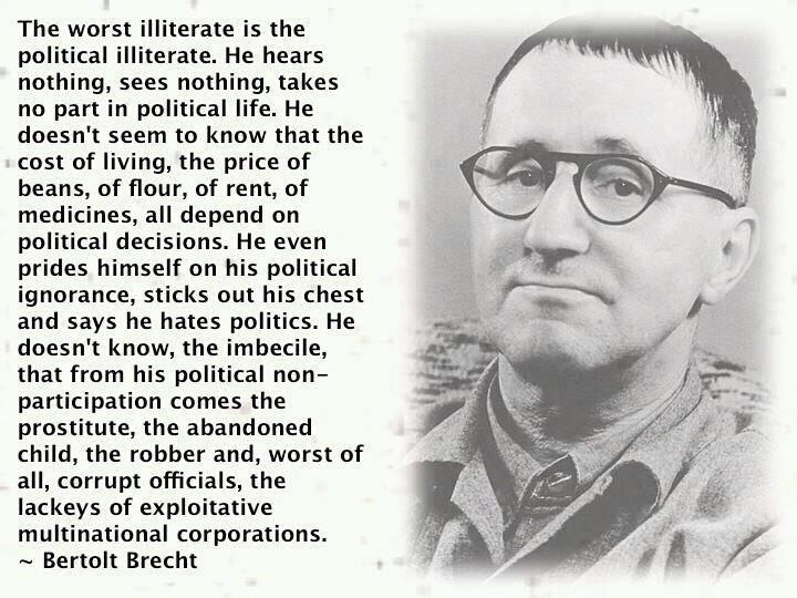 Political quote #5