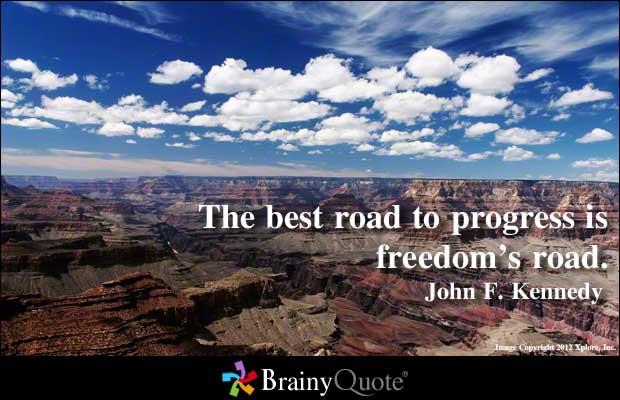 Progress quote #1