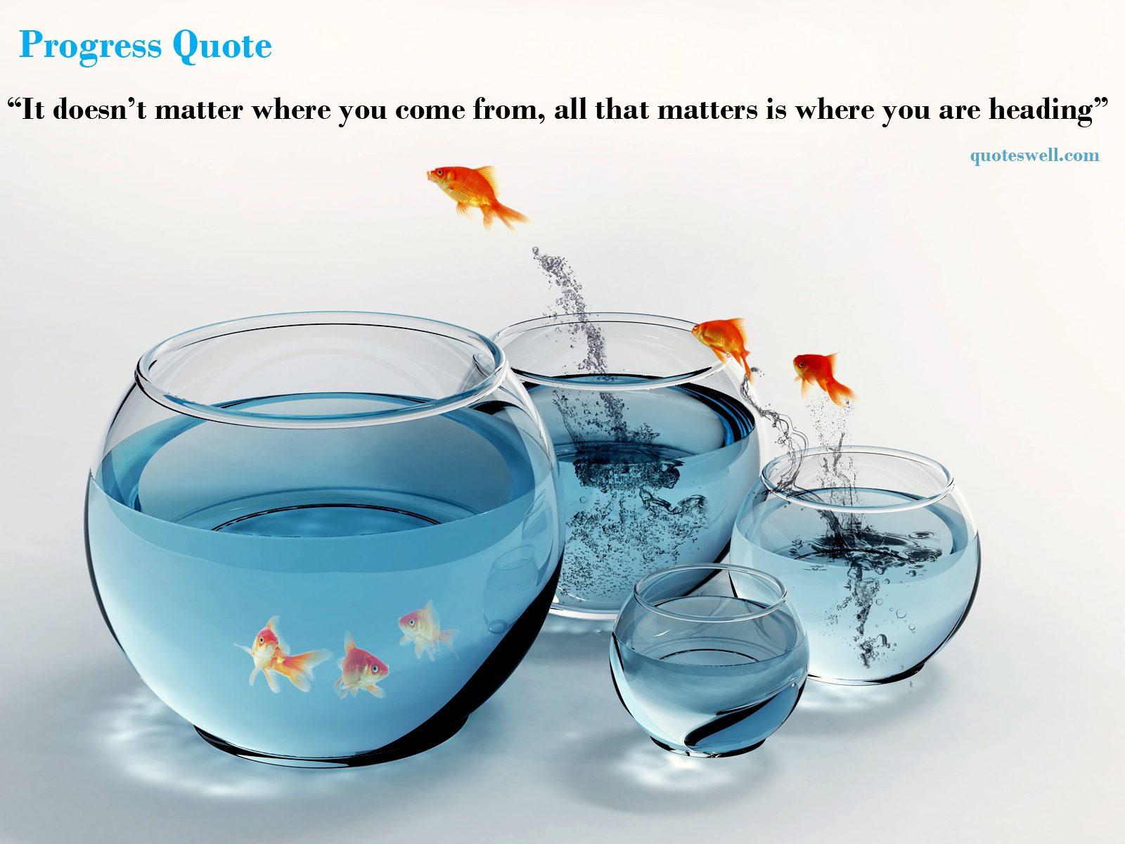 Progress quote #2