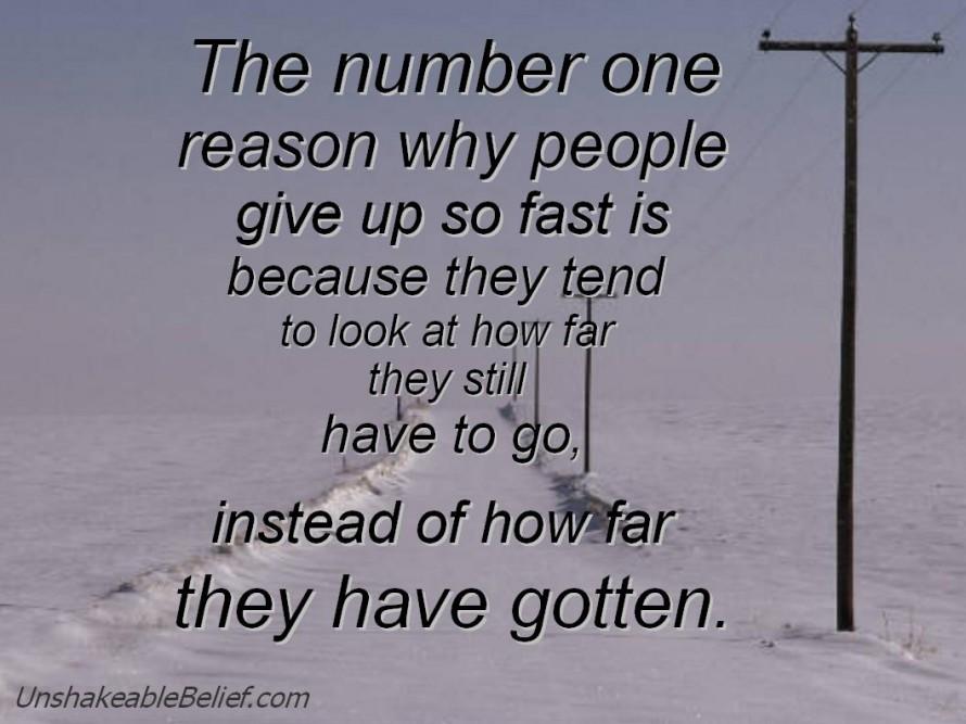 Progress quote #4