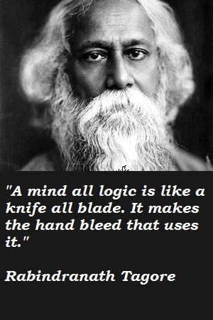 rabindranath tagore 39 s quotes famous and not much