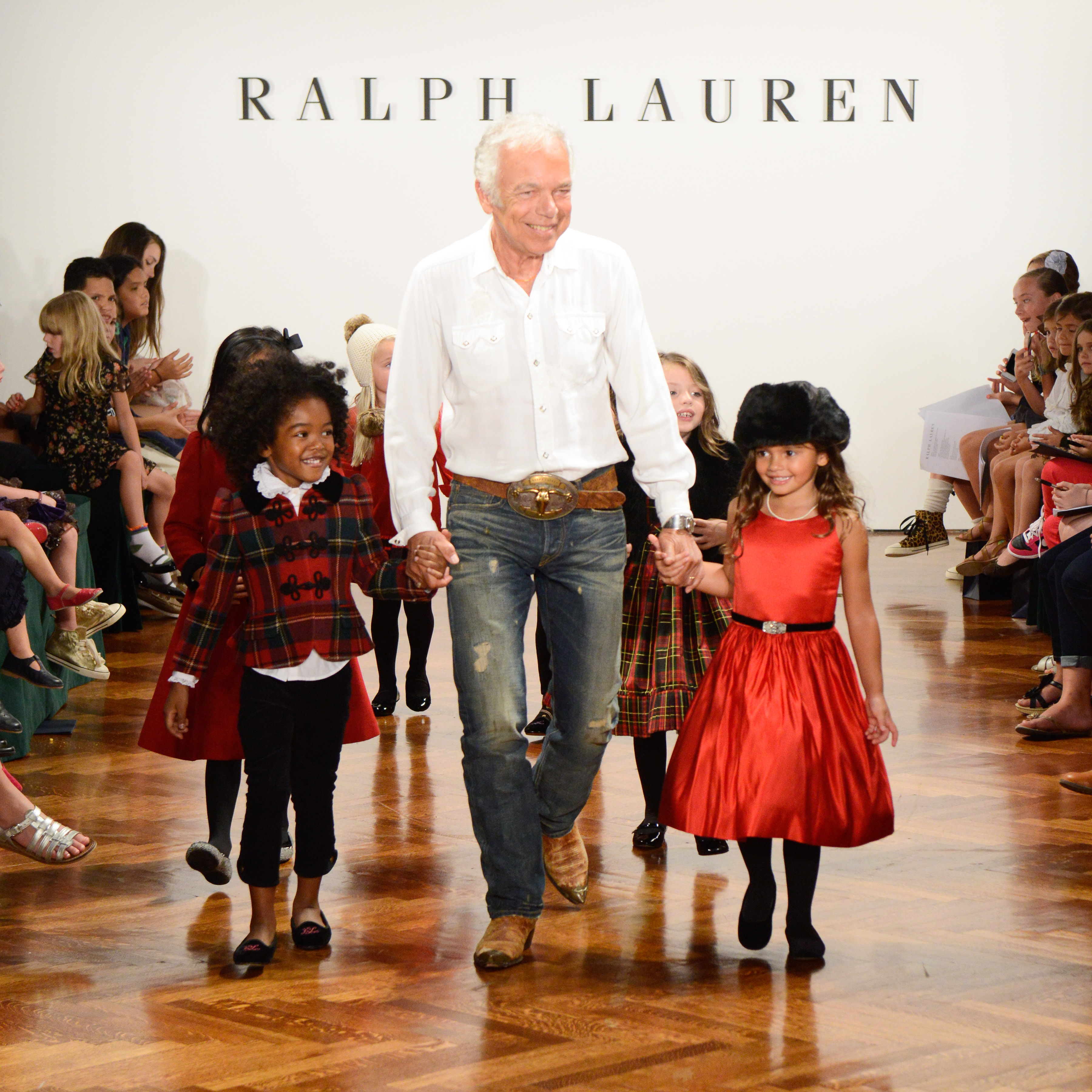 And also Ralph Lauren is American Designer. click to close