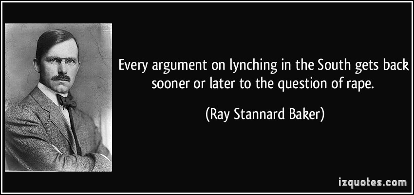 Ray Stannard Baker's quote