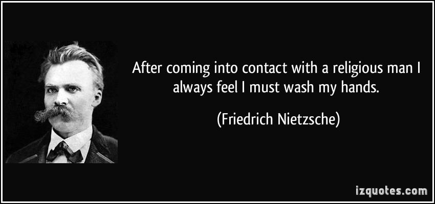 friedrich nietzsche quotesreligion