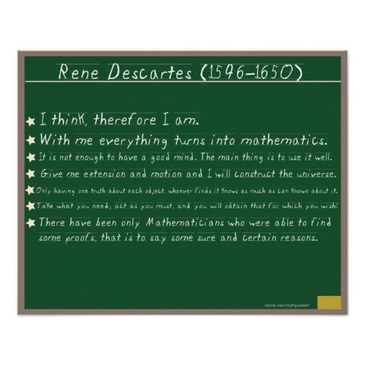 Rene Descartes's quote #8