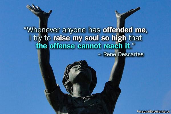 Rene Descartes's quote #5