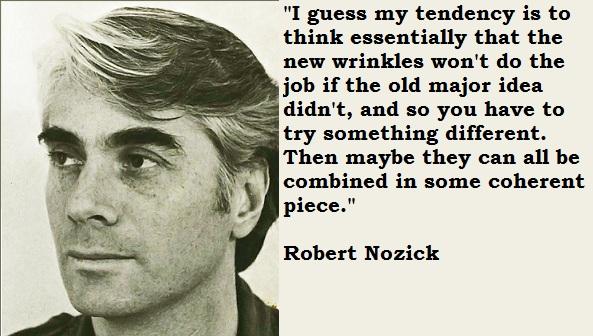 essay on robert nozick