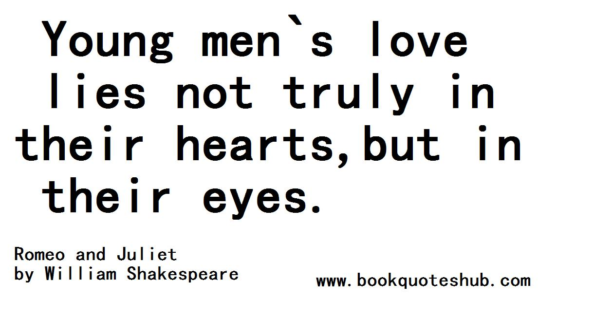 Famous Quotes About 'Romeo And Juliet'
