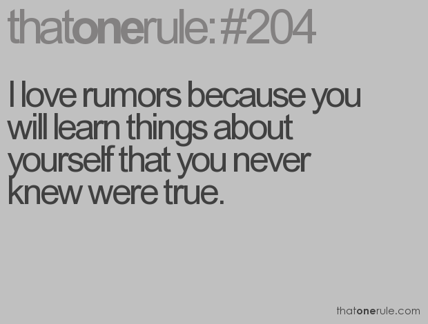 Quotes About Rumors Famous quotes a...