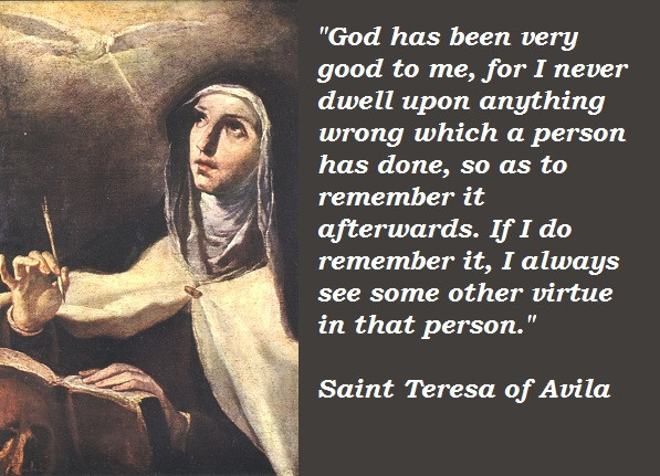 Saint Teresa of Avila's quote #8