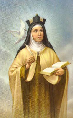 Saint Teresa of Avila's quote #6