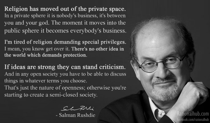 start early and write several drafts about salman rushdie essay rushdie explores the history nationalism and hybridism of the nation of after they became independent of great britain