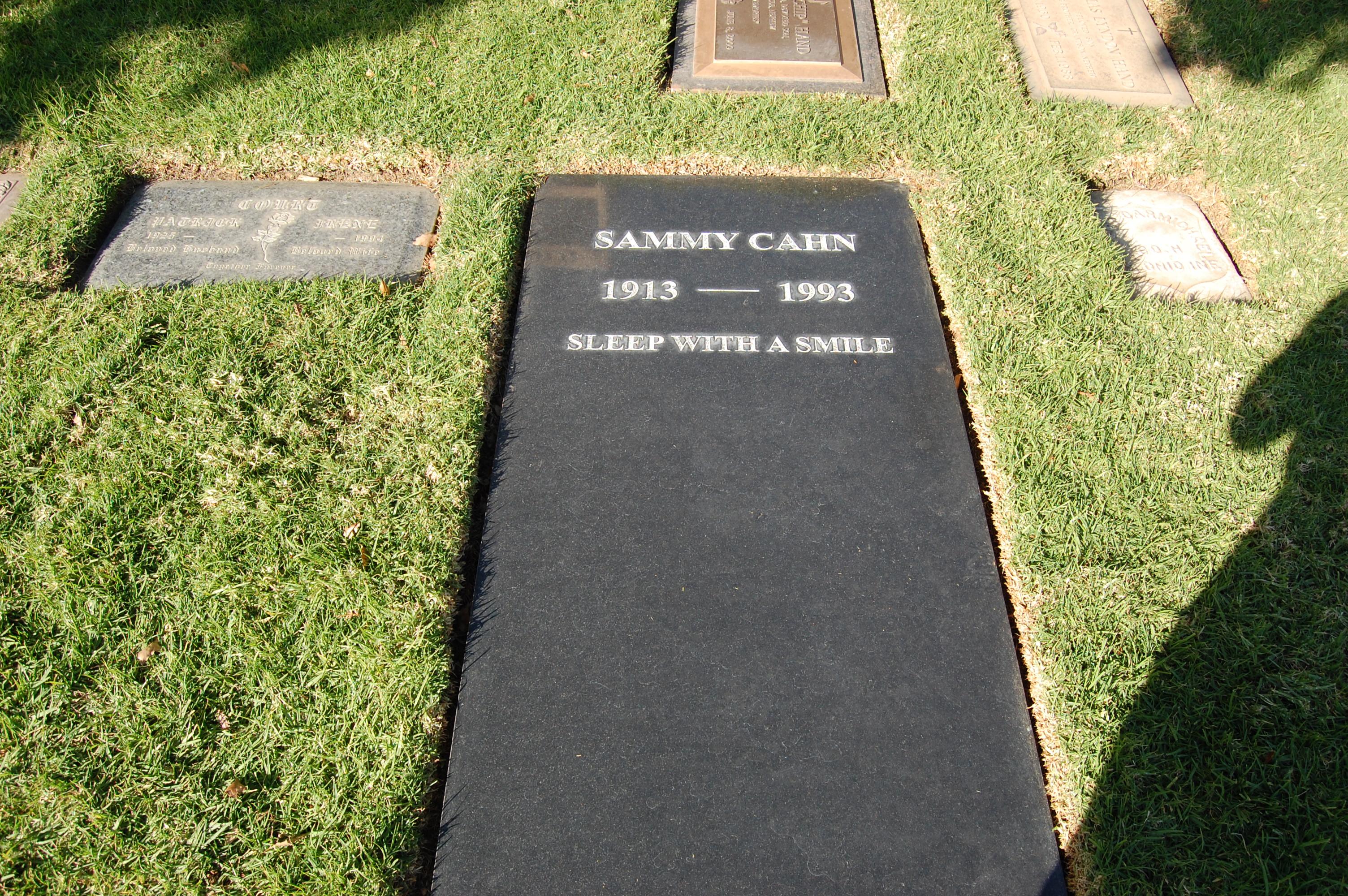 Sammy Cahn's quote #1
