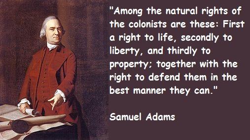 Samuel Adams's quote #5