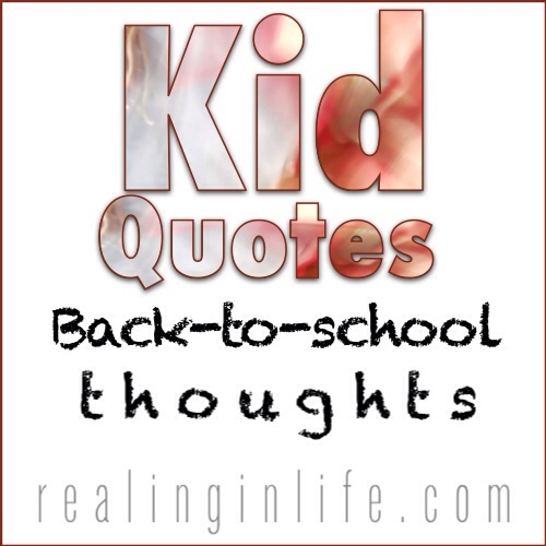 Funny Quotes About School: Famous Quotes About 'School Kids'