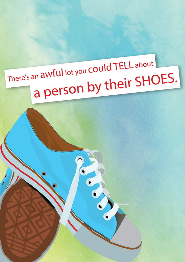 heels and sneakers quotes -#main