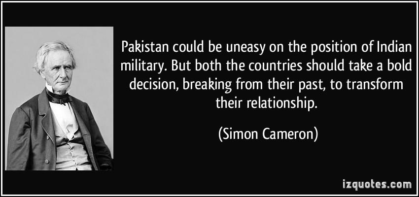 Simon Cameron's quote #1