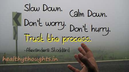Famous quotes about Slow Process - QuotationOf . COM