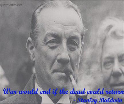 Stanley Baldwin's quote #4