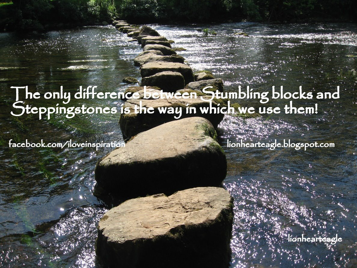 how to make a blocked off quotation
